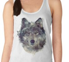 Wolf // Persevere Women's Tank Top