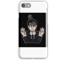jim moriarty - see me in a crown iPhone Case/Skin