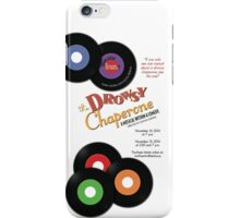 North Central Theatre presents The Drowsy Chaperone artwork iPhone Case/Skin