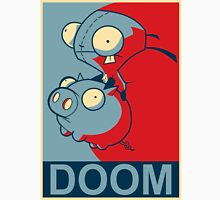 """GIR Doom- """"Hope"""" Poster Parody Unisex T-Shirt"""