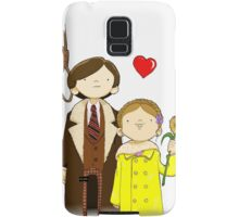 If you want to sing out sing out Samsung Galaxy Case/Skin