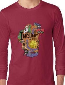 INCLINE VILLAGE Long Sleeve T-Shirt
