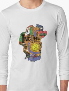 INCLINE VILLAGE Long Sleeve T-Shirt