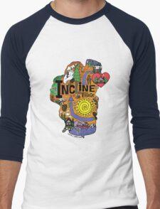 INCLINE VILLAGE Men's Baseball ¾ T-Shirt