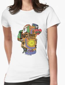 INCLINE VILLAGE Womens Fitted T-Shirt