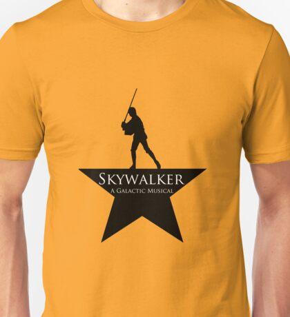 Skywalker, A Galactic Musical  Unisex T-Shirt