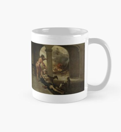 Lazarus And The Rich Man by Barent Fabritius Mug