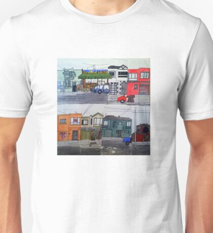 Sunset District SF #1 Unisex T-Shirt