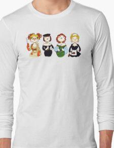 Ladies of Clue Long Sleeve T-Shirt