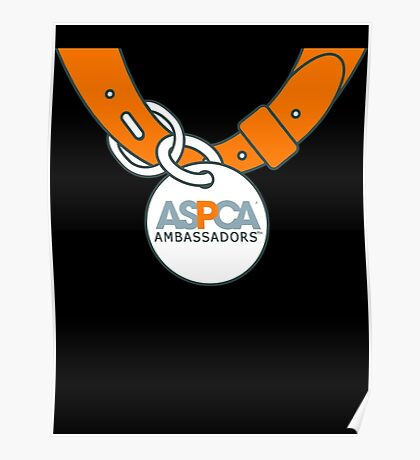 ASPCA Ambassadors Poster