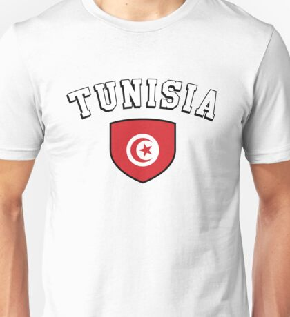 Tunisia Supporters Unisex T-Shirt