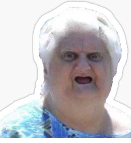 Wat Grandma Sticker