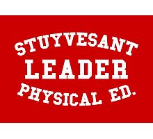 STUYVESANT LEADER PHYSICAL ED. Photographic Print