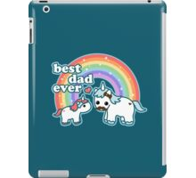 Best Unicorn Dad iPad Case/Skin