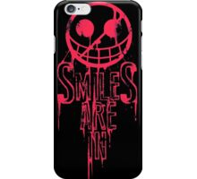 Smiles are In iPhone Case/Skin