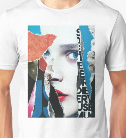Wall Flower Unisex T-Shirt