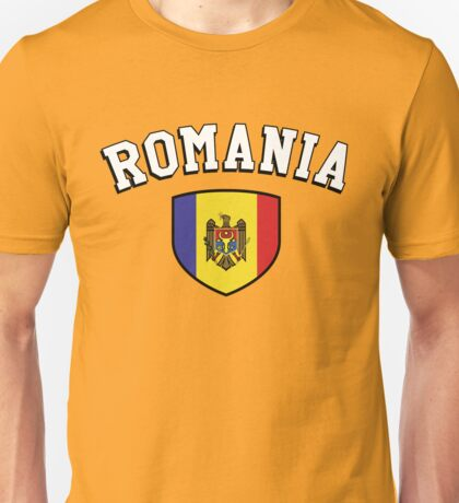 Romania Supporters Unisex T-Shirt