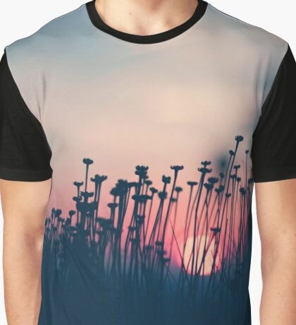 beach sunset Graphic T-Shirt