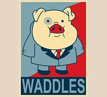 "Waddles- ""Hope"" Poster Parody Unisex T-Shirt"