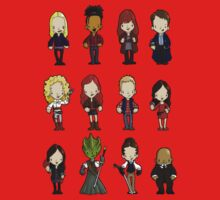 Doctors Companions and friends Kids Clothes