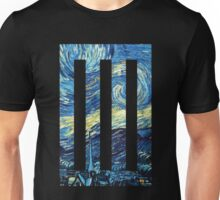 Paramore + Starry Night  Unisex T-Shirt