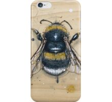 Bee #2 iPhone Case/Skin