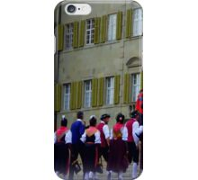 Einsieldeln Gathering iPhone Case/Skin
