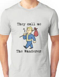 Vault Boy - The Wanderer Unisex T-Shirt