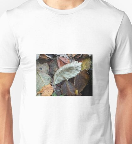 Layer of leaves Unisex T-Shirt