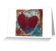 The Patriot Heart Greeting Card