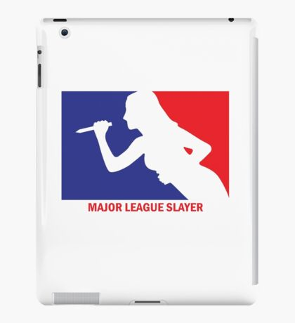 Major League Slayer iPad Case/Skin