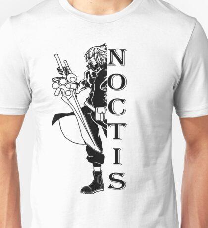 Noctis Black Design Unisex T-Shirt
