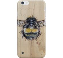 Bee #4 iPhone Case/Skin