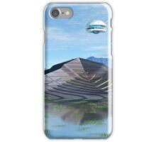 Rising From The Marshes iPhone Case/Skin