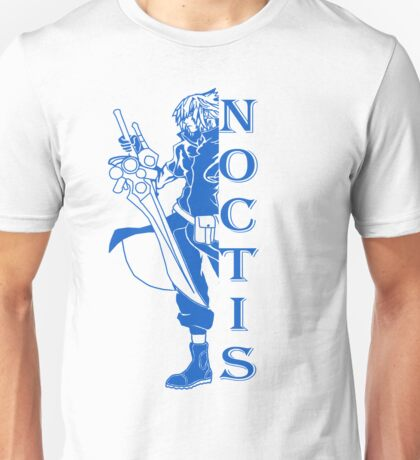 Noctis Blue Design Unisex T-Shirt