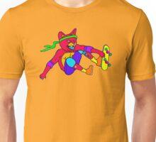 Skate Cat Unisex T-Shirt