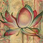 The Lotus by Anna Ewa Miarczynska