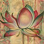 The Lotus by Anna Miarczynska