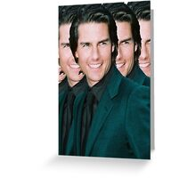 Tom Cruises Greeting Card