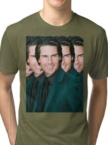 Tom Cruises Tri-blend T-Shirt