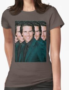 Tom Cruises Womens Fitted T-Shirt
