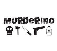 My Favorite Murder - Murderino Photographic Print