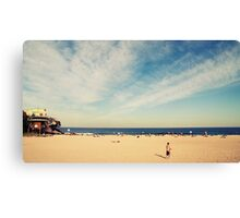 Tamarama Beach Canvas Print