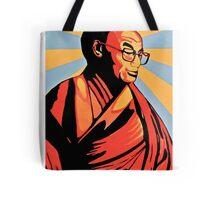 Simple Monk Tote Bag