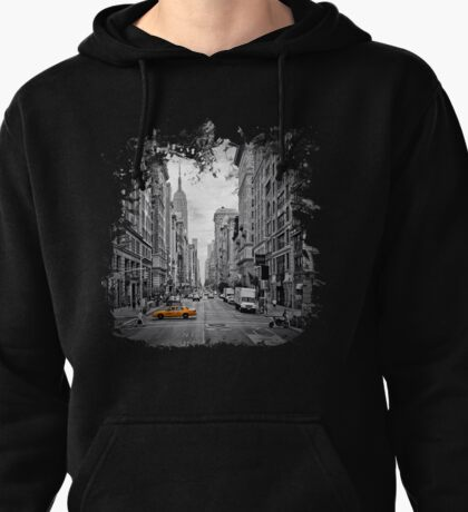 New York City 5th Avenue Pullover Hoodie