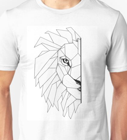 mighty lion Unisex T-Shirt