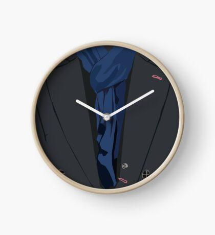Sherlock!  Clock