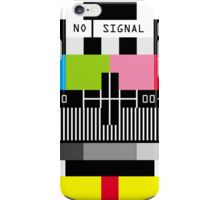 no singal iPhone Case/Skin