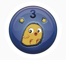 Glitch Achievement chicken tender Baby Tee