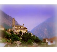 Swiss View Photographic Print